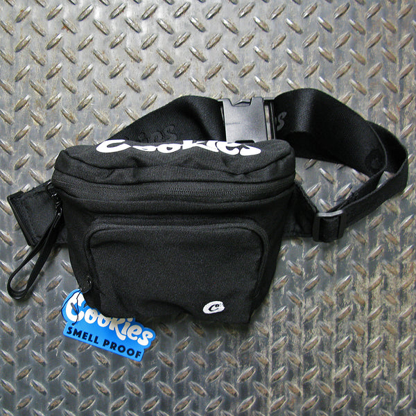 "Cookies Environmental ""Smell Proof"" Fanny Pack"