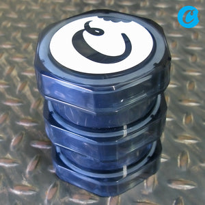 Cookies V2 Large Stackable Child Proof Plastic Storage Jar 1540A3808