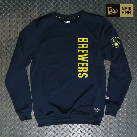 New Era Milwaukee Brewers Crewneck NE96081M