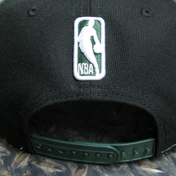 New Era Milwaukee Bucks Spin B1 9FIFTY Snapback
