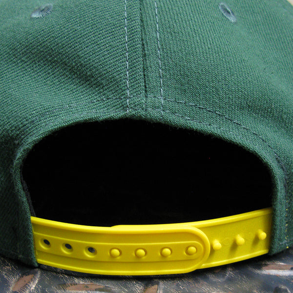 New Era Green Bay Packers Team Patch 9FIFTY Snapback