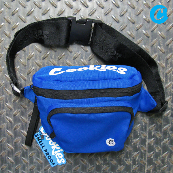 Cookies Environmental Smell Proof Nylon Fanny Pack 1540A3763