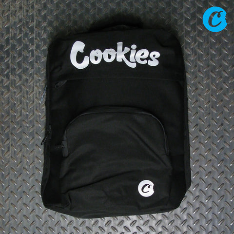Cookies Eclipse Sateen Nylon Smell Proof Backpack 1540A3776