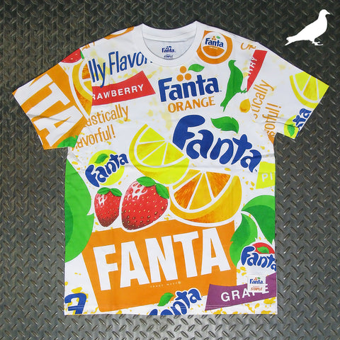 Staple x Fanta All Over Print T-Shirt 2004C6083