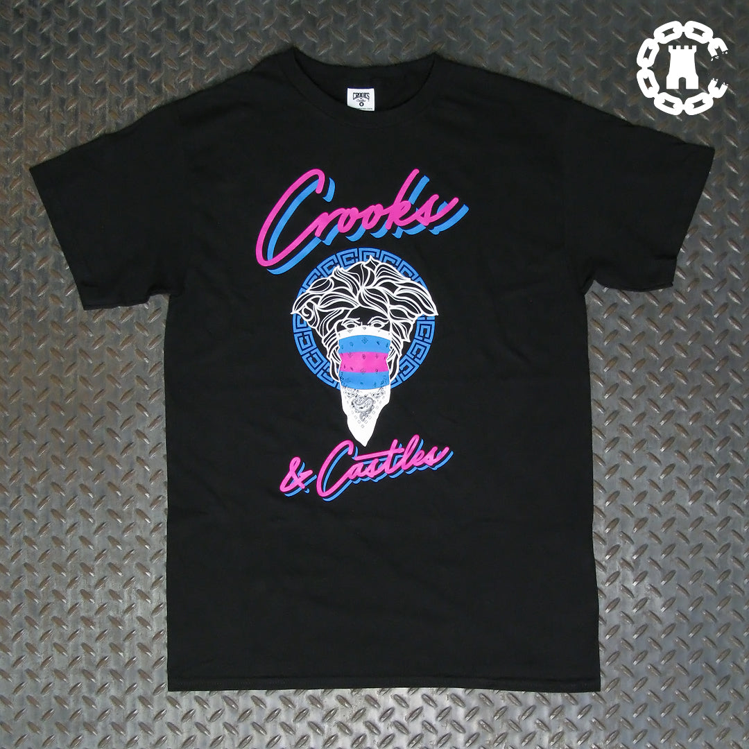 Crooks & Castles Vice Medusa T-Shirt QS2000779