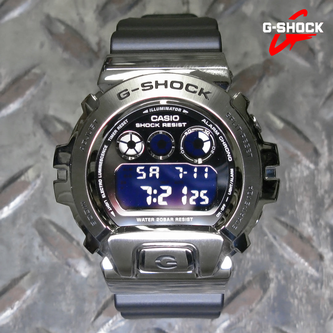 G-Shock GM6900-1 Stainless Steel