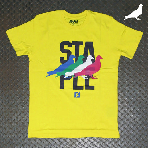 Staple Pigeon Sport Graphic T-Shirt 2008C6101