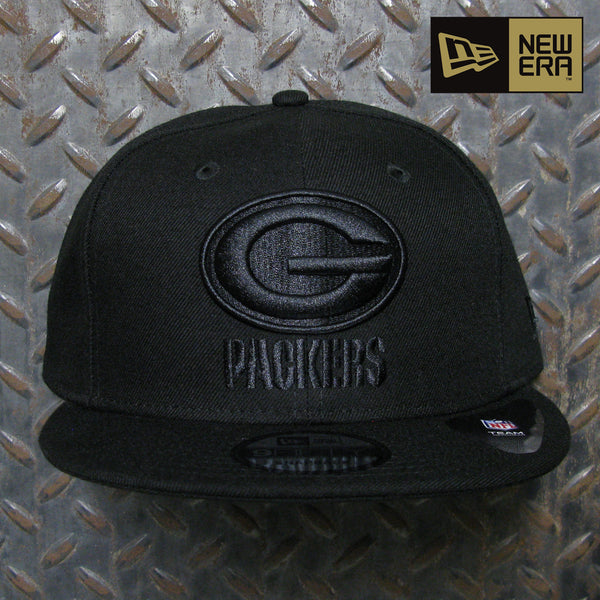 New Era Green Bay Packers Basic 9FIFTY Snapback 11873004