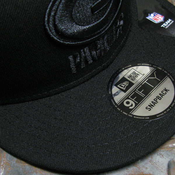 New Era Green Bay Packers Basic 9FIFTY Snapback