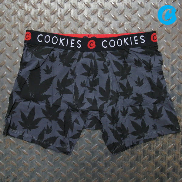 Cookies Leaf Print Boxer Briefs 1544A4240