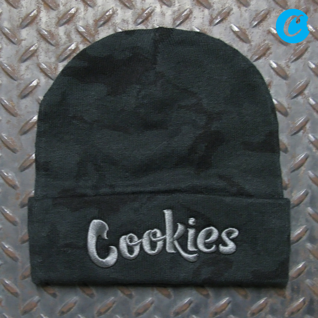 Cookies Original Logo Knit Beanie 1544X4200