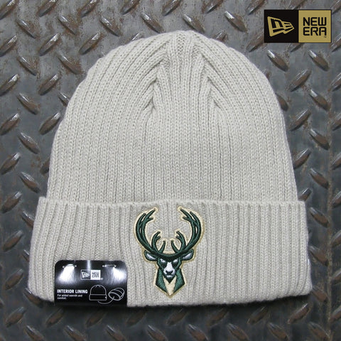 New Era Milwaukee Bucks Core Classic Knit Beanie 60082757