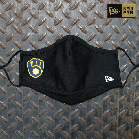 New Era Milwaukee Brewers Face Mask 60113269