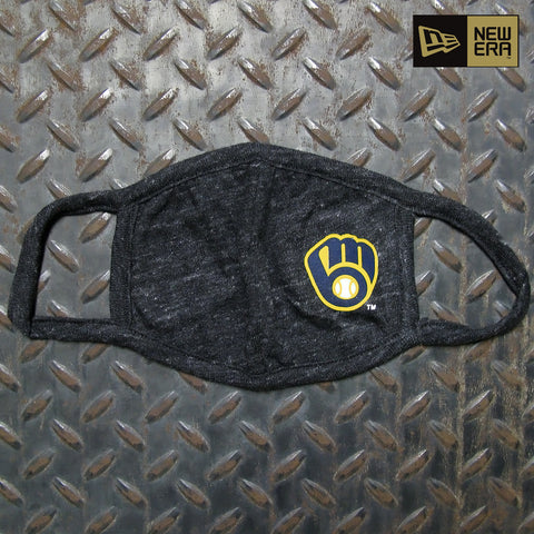 New Era Milwaukee Brewers Cloth Face Covering 12733724