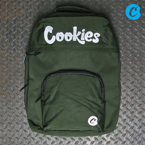 Cookies Eclipse Sateen Nylon Smell Proof Backpack 1546A4416