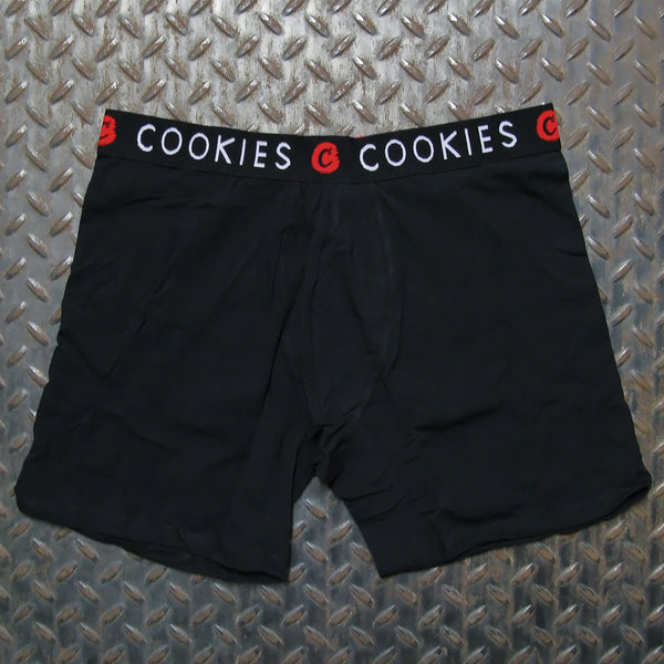 Cookies 3 Pack Solid Boxer Briefs