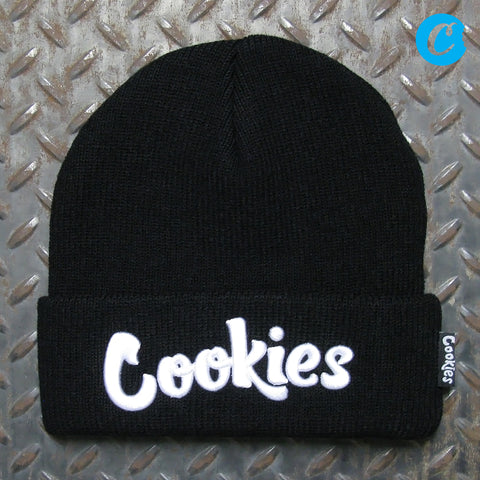 Cookies Original Logo Knit Beanie 1546X4388