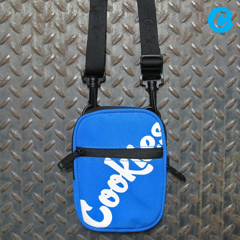 Cookies Original Logo Honeycomb Nylon Smell Proof Camera Utility Bag 1546A4567