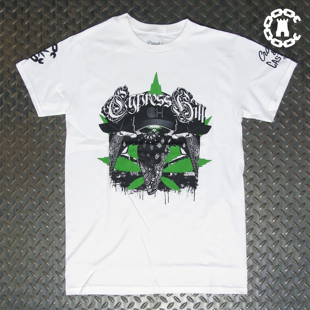 Crooks & Castles x Cypress Hill T-Shirt QS2002712