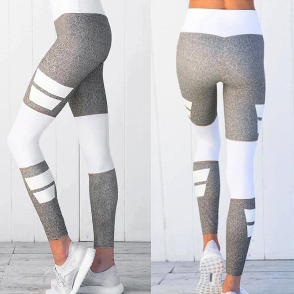 [AoSheng] Grey Seamless Leggings  Jeggings Sportswear Femme Women Fitness Leggings For Women High Waist Exercise Leggings Women