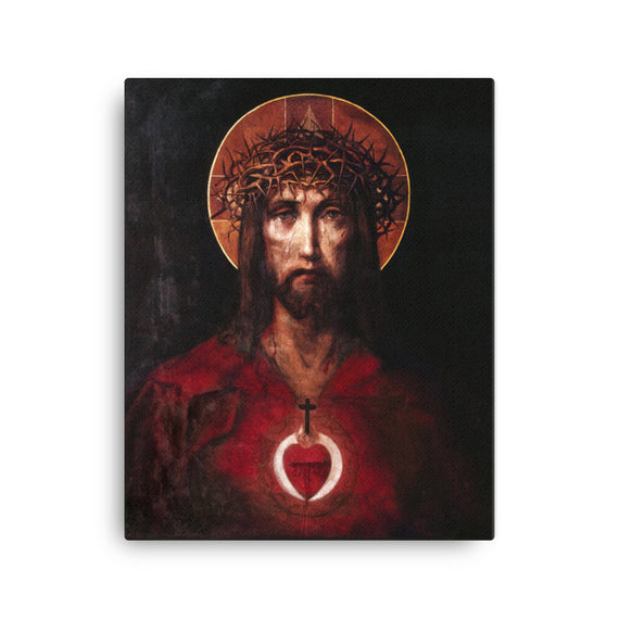 For He So Loved the World - Sacred Heart (Sic Deus Dilexit Mundum)