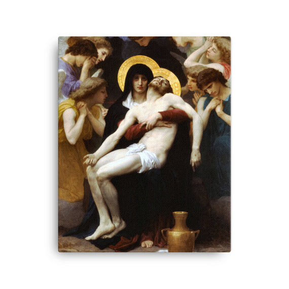 The Pieta - William Bouguereau
