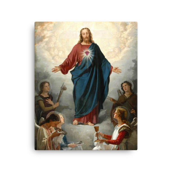Sacred Heart of Jesus - The Church of Sacro Cuore di Gesu
