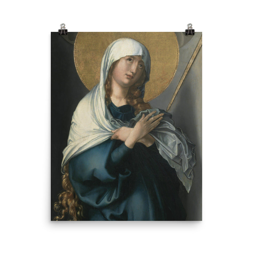 The Virgin as Mother of Sorrows