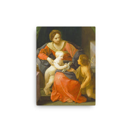 Virgin and Child with Saint John the Baptist