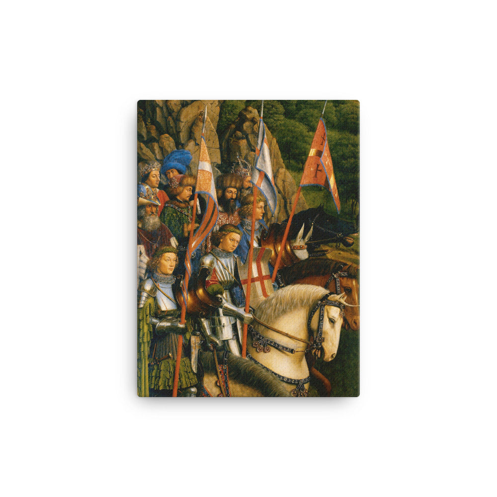 The Ghent Altarpiece: The Knights of Christ