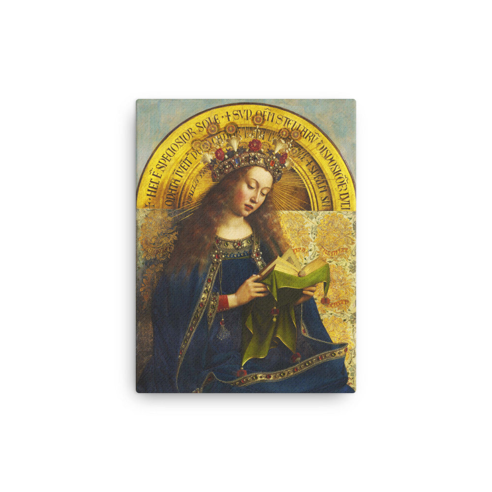 Ghent Altarpiece - Our Lady, Queen of Heaven