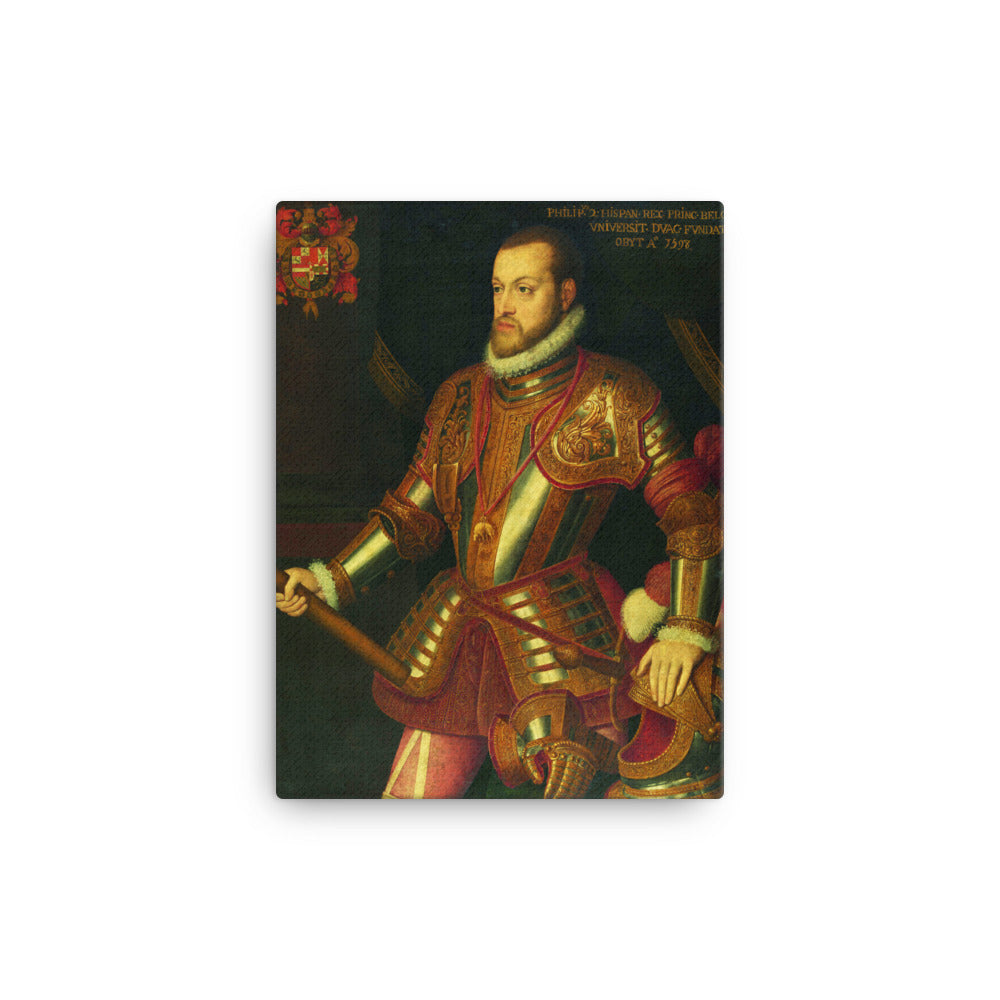 Portrait of Philip II (1527-1598), King of Spain