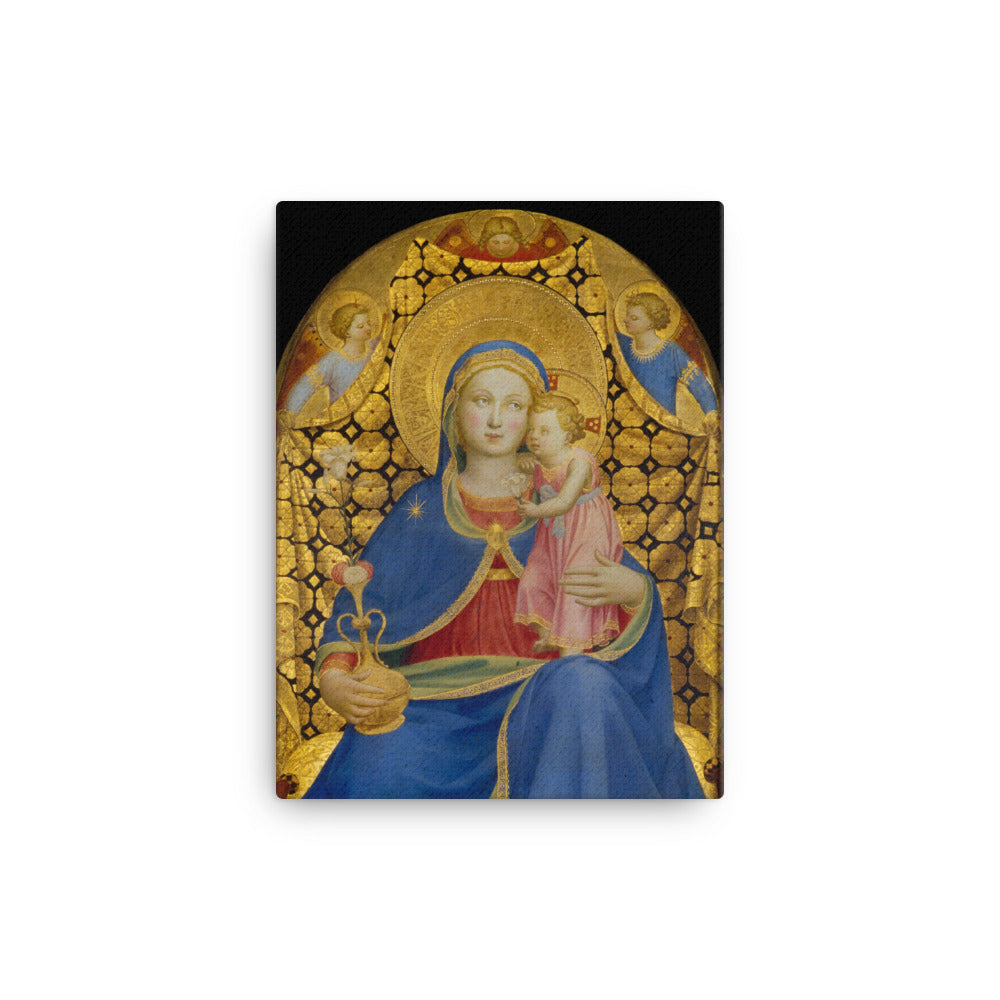 Virgin of Humility