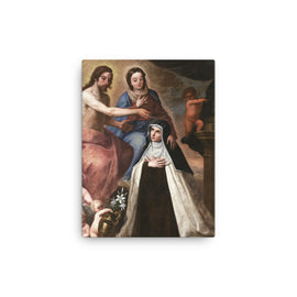 The Vision of Saint Mary Magdeleine of Pazzi