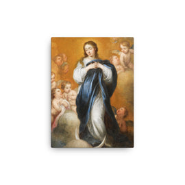 The Immaculate Conception of the Virgin