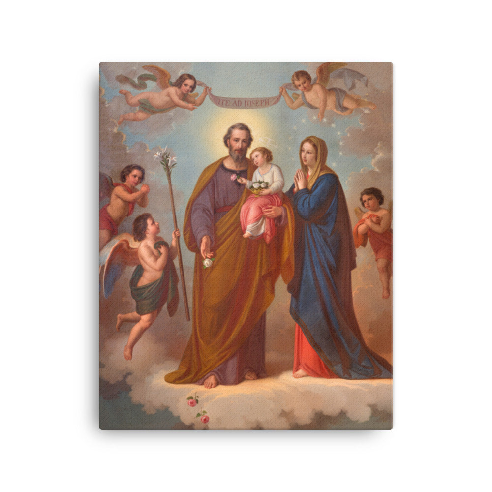 """Ite Ad Joseph"" or ""The Holy Family"""