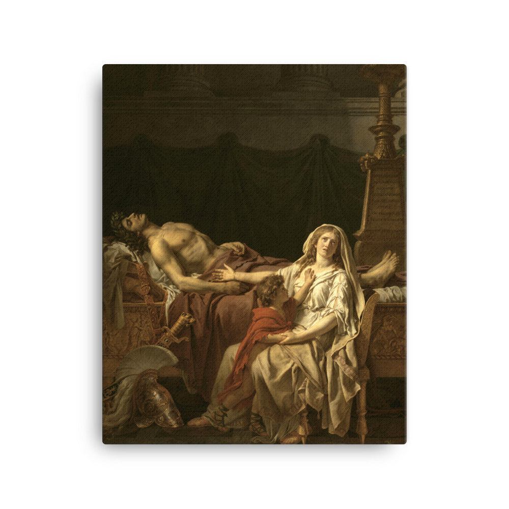 Andromache Mourning Hector, 1783