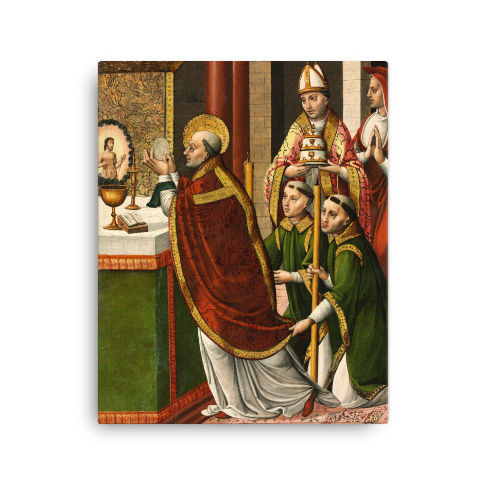 The Mass of Saint Gregory the Great
