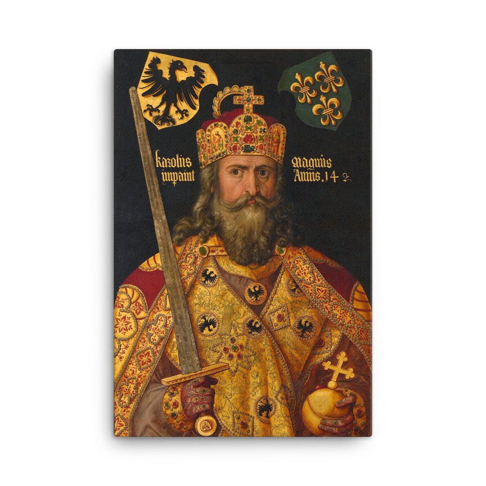 Charlemagne - King of the Franks