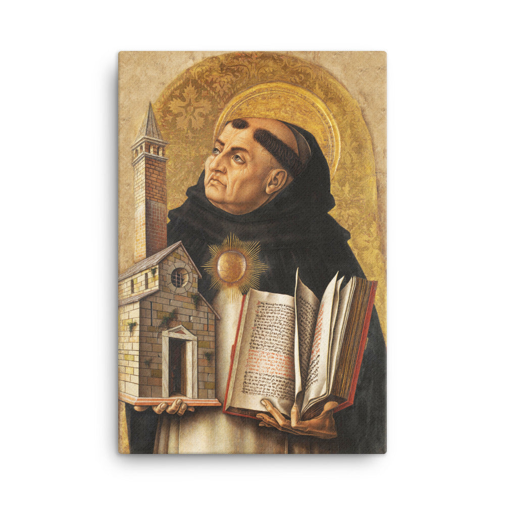 The Angelic Doctor - St. Thomas Aquinas