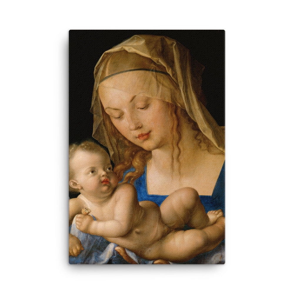 Virgin and Child with a Pear