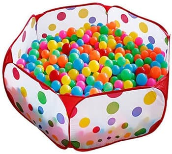 KUUQA Kids Ball Pit Pool for Ferrets and kids