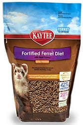 kaytee ferret food review
