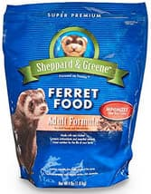 sheppard and greene ferret food review