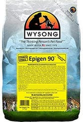 Wysong Epigen 90 ferret food review