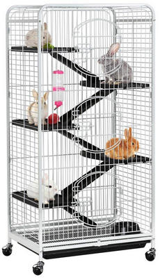 Yaheetech 6 Level Large Ferret Cage