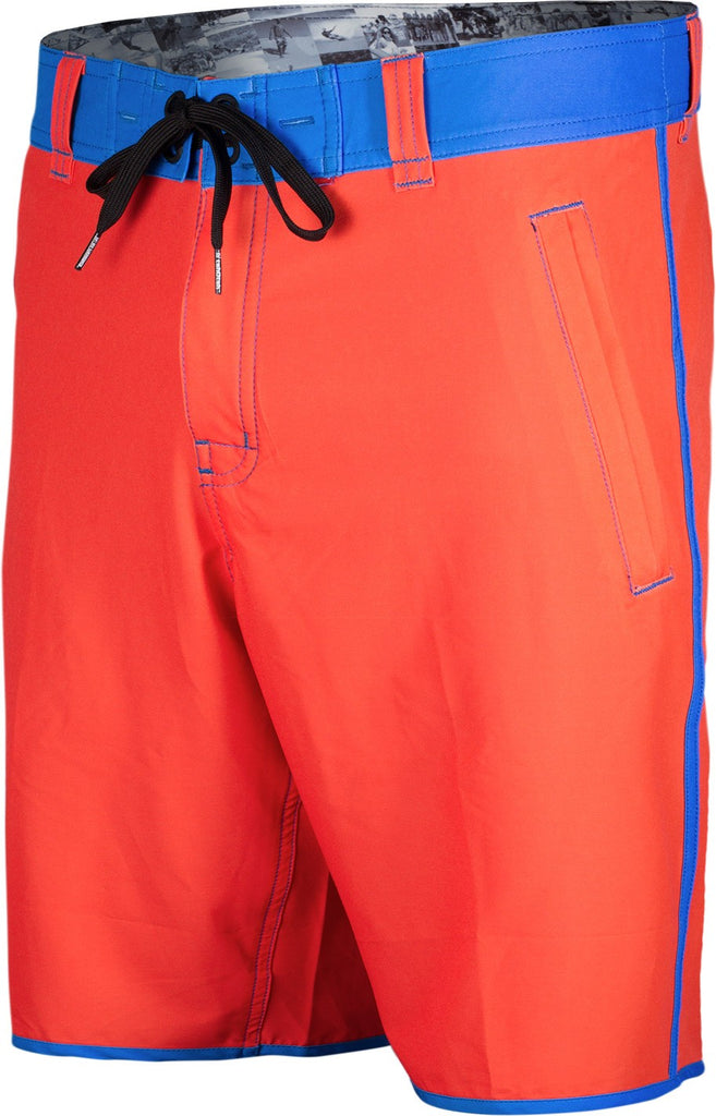 DAILY ORANGE  Boardshorts Men 19 in