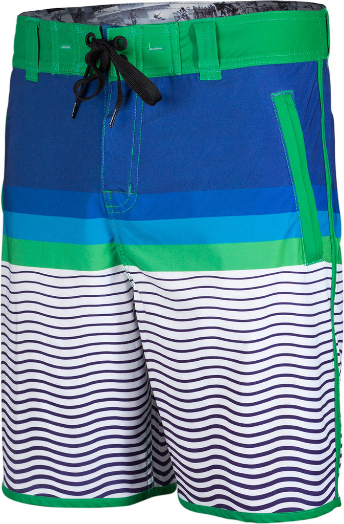 FINISTERE GREEN Boardshorts Men