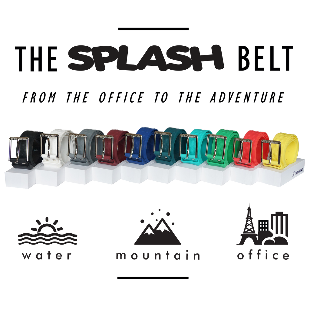The Original Splash Belt Full Collection