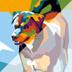 Load image into Gallery viewer, Pop Art Conversion - Pets By Numbers